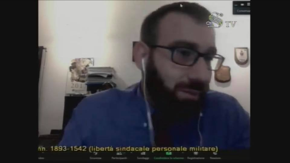 Video Audizione del S.A.M. presso la 4^ Commissione Difesa del Senato della Repubblica